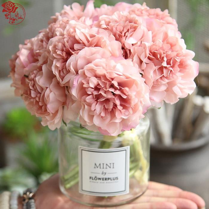دسته گل روز مادر - گل صد تومنی