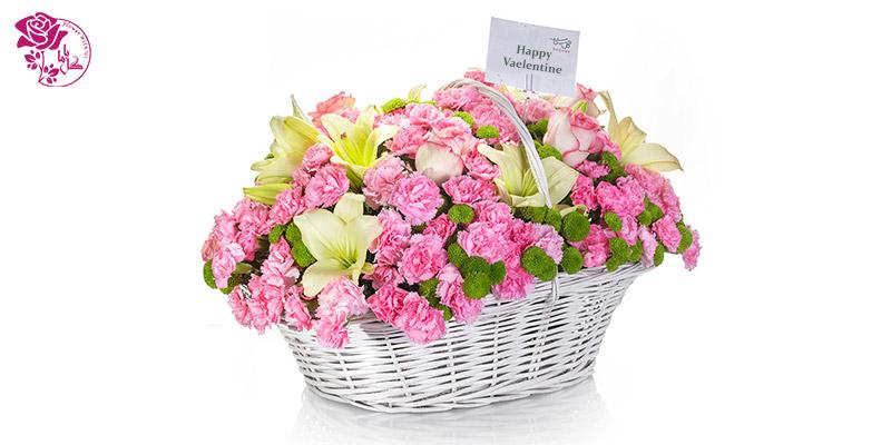 بهترین گل های ولنتاین - گل میخک