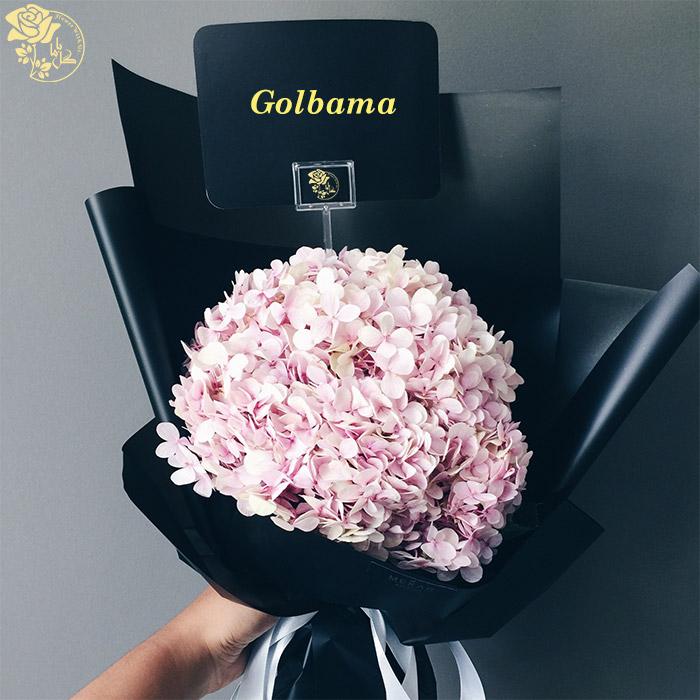 دسته گل روز مادر - گل ادریسی