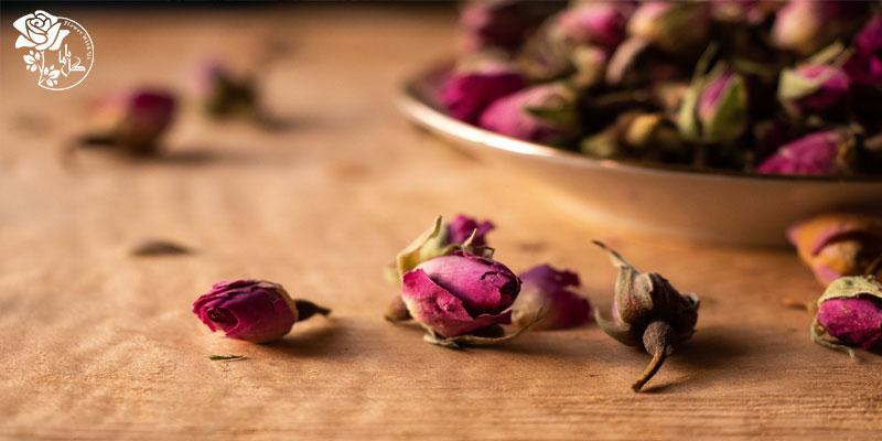 خشک کردن گلها برای نگهداری از گلهای شاخهای!