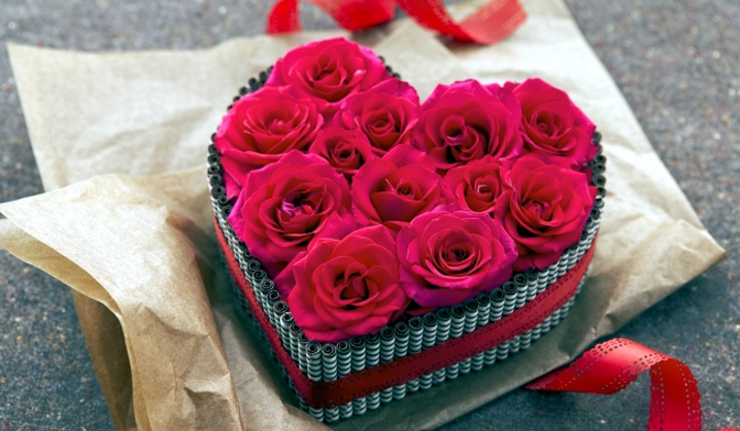 rose color meaning for valentine