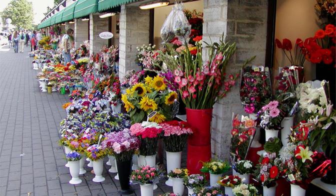 بازارهای گل تهران